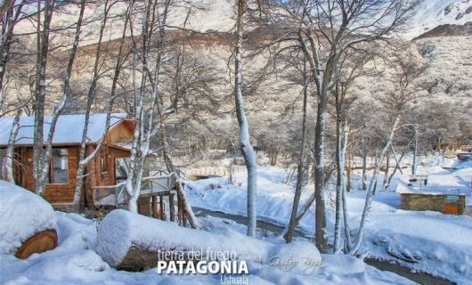 Ushuaia Invierno y Verano